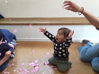 まめ1クラス「桜」