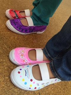「ピートの靴」まめ3クラス