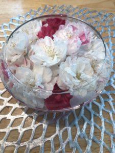 お花のごちそう